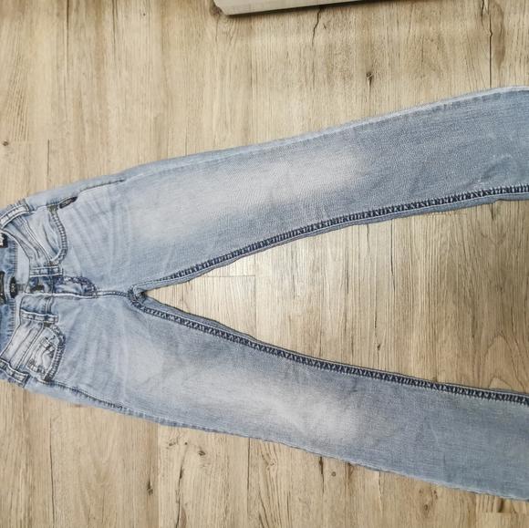 Amazing Silver jeans, Suki Slim Boot, 25x31